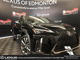 New 2019 Lexus UX 250H 250h F Sport Series 2 for sale in Edmonton, AB