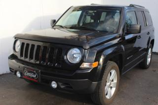 Used 2013 Jeep Patriot 4WD North Edition alloy wheels Bluetooth fog lights for sale in Mississauga, ON