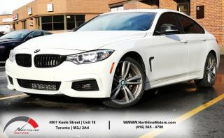 Used 2015 BMW 4 Series 435i xDrive |Gran Coupe|Navigation|M-Sport|Backup Camera for sale in Toronto, ON