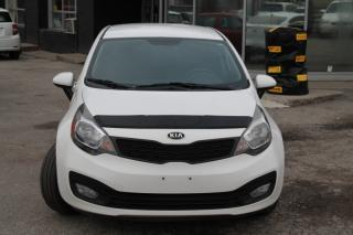 Used 2013 Kia Rio 4dr Sdn for sale in Toronto, ON