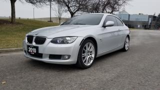 Used 2010 BMW 3 Series 2dr Cpe 328i xDrive AWD | 2 Owners | Navigation | Paddles for sale in Vaughan, ON