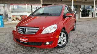 Used 2007 Mercedes-Benz B-Class 4dr HB for sale in Mississauga, ON