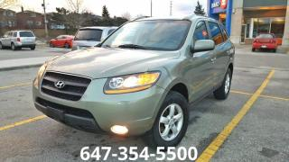 Used 2008 Hyundai Santa Fe FWD 4dr 3.3L Auto 5-Pass for sale in Mississauga, ON
