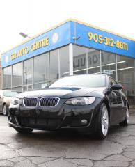 Used 2008 BMW 3 Series 335xi Coupe | ALLOY WHEELS | HEATED SEATS | NAV | WOOD TRIM INTERIOR | POWER MEMORY SEATS | SUNROOF for sale in Hamilton, ON