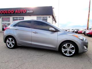 Used 2013 Hyundai Elantra GT GT AUTOMATIC NAVIGATION CAMERA CERTIFIED 2YR WARRANTY for sale in Milton, ON