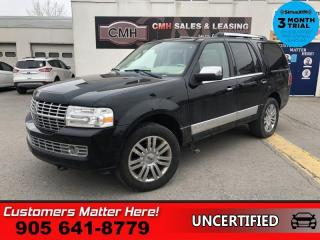 Used 2008 Lincoln Navigator Ultimate  AS IS, (UNCERTIFIED), AS TRADED IN for sale in St. Catharines, ON