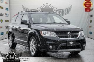 Used 2016 Dodge Journey R/T 7 PASS NAVI DVD BACKUP CAMERA SUNROOF for sale in Toronto, ON