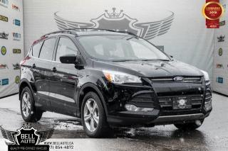 Used 2016 Ford Escape SE, NAVIGATION, BACK-UP CAMERA, SUNROOF, HEATED SEATS, BLUETOOTH for sale in Toronto, ON