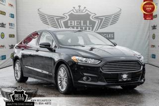 Used 2016 Ford Fusion SE, NAVI, BACK-UP CAM, SENSORS, HEATED SEATS for sale in Toronto, ON