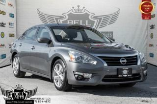 Used 2014 Nissan Altima 2.5 SV TECH, BACK-UP CAM, NAVI, MOONROOF, BLUETOOTH for sale in Toronto, ON
