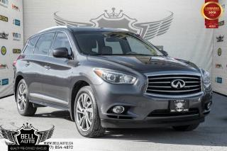 Used 2014 Infiniti QX60 PREMIUM THEATRE, BACK-UP CAM, NAVI, MOONROOF for sale in Toronto, ON