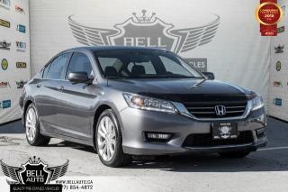 Used 2014 Honda Accord Sedan Touring, NAVI, BACK-UP CAM, MEMORY SEAT, MOONROOF for sale in Toronto, ON