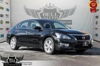 Used 2015 Nissan Altima 2.5 SV TECH, NAVI, BACK-UP CAM,MOONROOF, BLUETOOTH for sale in Toronto, ON