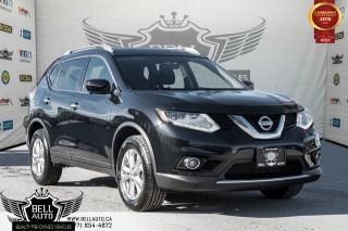 Used 2016 Nissan Rogue SV TECH, AWD BACK-UP CAMERA, NAVIGATION, PANORAMA ROOF, BLUETOOT for sale in Toronto, ON