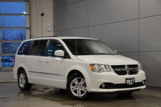Used 2017 Dodge Grand Caravan Crew - low kms, remainder of factory warranty for sale in London, ON