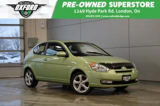 Used 2010 Hyundai Accent GL Sport - very low kms, well maintained for sale in London, ON