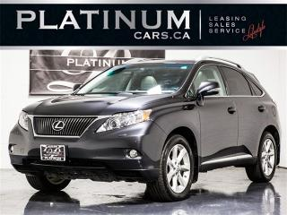 Used 2011 Lexus RX 350 , NAVI, CAM, Heated Vented SEATS, Sunroof for sale in Toronto, ON
