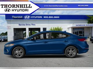 New 2018 Hyundai Elantra GL SE  - Heated Seats for sale in Thornhill, ON