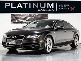 Used 2012 Audi A7 3.0T QUATTRO, S-LINE, NAVI, CAM, Premium for sale in Toronto, ON