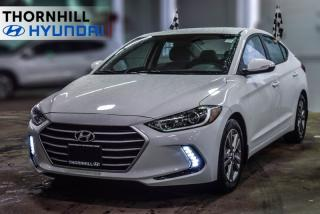 New 2018 Hyundai Elantra GL Auto  Heated Seats, Bluetooth, Apple Car Play, Back Up Camera for sale in Thornhill, ON