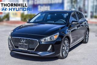 New 2018 Hyundai Elantra GT GLS  - Sunroof -  Heated Seats for sale in Thornhill, ON