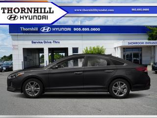 New 2018 Hyundai Sonata GL  - Heated Seats -  Bluetooth for sale in Thornhill, ON