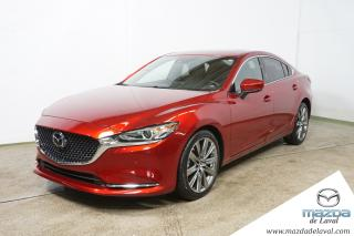 Used 2018 Mazda MAZDA6 Signature Cuir Gps for sale in Laval, QC