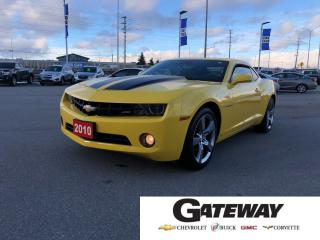 Used 2010 Chevrolet Camaro 2LT|PWR SEATS|KEYLESS|ALLOYS| for sale in Brampton, ON