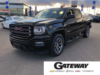 Used 2017 GMC Sierra 1500 SLE|4WD|Crew Cab|Bluetooth| for sale in Brampton, ON