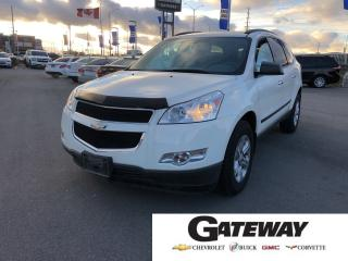 Used 2012 Chevrolet Traverse LS for sale in Brampton, ON