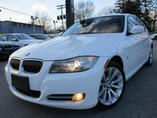 Used 2011 BMW 3 Series 335I XDRIVE~NAVIGATION~102KMS~SUNROOF~AWD !!! for sale in Burlington, ON