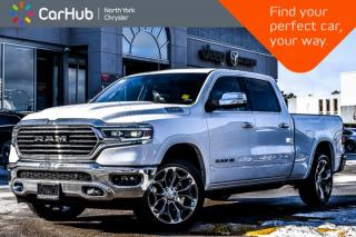 New 2019 RAM 1500 Laramie Longhorn|New Car|4x4|Adv.Safety Pkgs|Bed Utility Pkg|Pano_Sunroof| for sale in Thornhill, ON