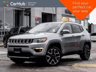 New 2019 Jeep Compass Limited 4x4 Heated Seats & Wheel Navigation Panoramic Roof for sale in Thornhill, ON