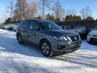 Used 2017 Nissan Pathfinder Sv Awd Mags Camera for sale in St-Constant, QC