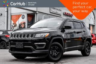 New 2019 Jeep Compass Sport|Customr.Prefrd.Pkg|Backup.Cam|Heat.Frnt.Seats|KeyLess for sale in Thornhill, ON