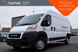 New 2019 RAM Cargo Van ProMaster 2500 High Roof 159