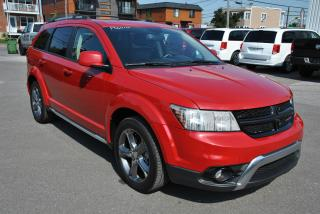 Used 2016 Dodge Journey CROSSROAD AWD CUIR for sale in St-Constant, QC