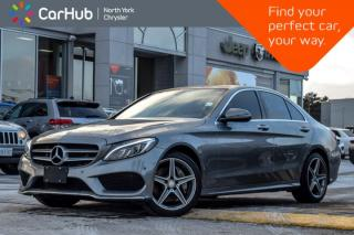Used 2016 Mercedes-Benz C-Class C 300|AWD|Parking Pkg|Pano_Sunroof|Backup Cam|18