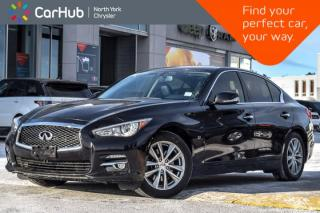 Used 2015 Infiniti Q50 Sport|AWD|Sunroof|Nav|Backup Cam|Keyless_Entry|Cruise|17