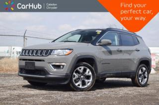 New 2019 Jeep Compass New Car Limited 4x4|Bluetooth|Backup Cam|R-Start|Blind Spot|Line Departure|18