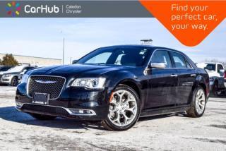 Used 2016 Chrysler 300 C Platinum|Navi|Pano Sunroof|Backup Cam|Bluetooth|R-Start|Leather|Heated Seats|20