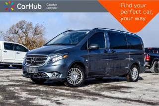 Used 2017 Mercedes-Benz Metris Passenger Van 8 Seater|Navi|Bluetooth|Backup Cam|Pwr Sliding Doors|17