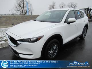 Used 2017 Mazda CX-5 GX | AWD | NAVIGATION | REAR CAMERA | SMART CITY BRAKE SUPPORT | INTELLIGENT KEY | ALLOYS for sale in Guelph, ON