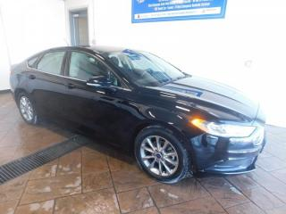 Used 2017 Ford Fusion SE for sale in Listowel, ON