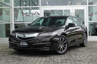 Used 2017 Acura TLX 3.5L SH-AWD w/Tech Pkg *Remote Starter* for sale in Vancouver, BC