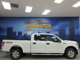 Used 2017 Ford F-150 XLT AWD for sale in Lévis, QC