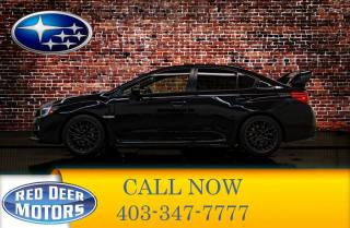 Used 2015 Subaru WRX STI Sport Package AWD for sale in Red Deer, AB