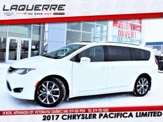 Used 2017 Chrysler Pacifica LTD for sale in Victoriaville, QC