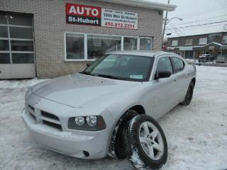 Used 2009 Dodge Charger SXT for sale in St-Hubert, QC