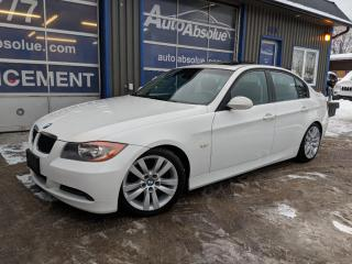 Used 2007 BMW 3 Series 323i + Toit for sale in Boisbriand, QC